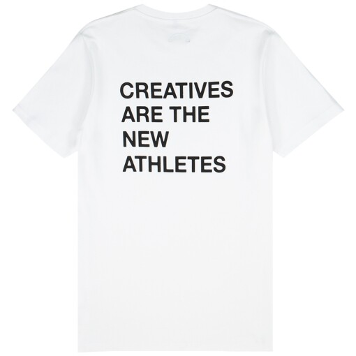 The New Originals Tees The New Originals creatives are the new ath tee White/Black