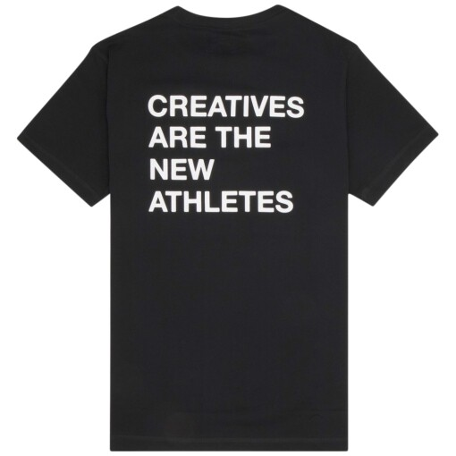 The New Originals Tees The New Originals creatives are the new athlet tee Black/White