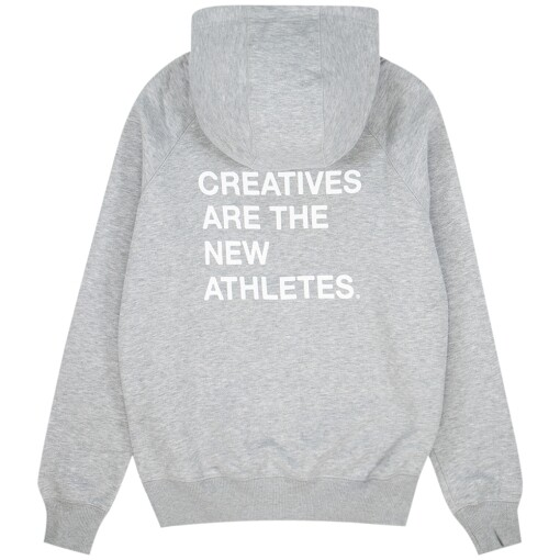 The New Originals Sweaters The New Originals creatives are the new ath hoodie Grey