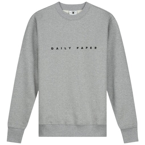 Daily Paper Sweaters Daily Paper alias sweater Grey