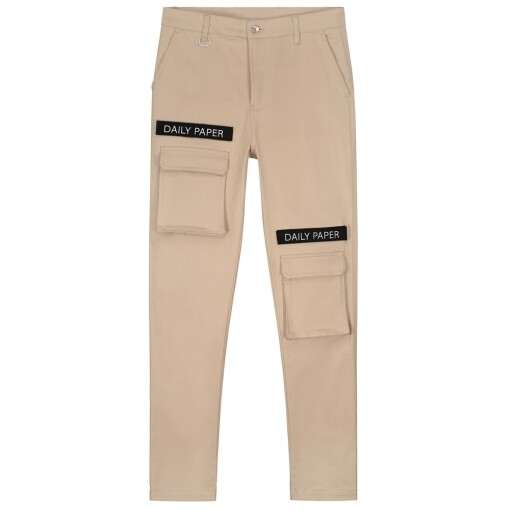Daily Paper Trousers Daily Paper cargo pants Beige