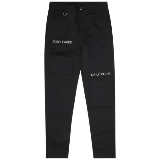 Daily Paper Trousers Daily Paper cargo pants Black