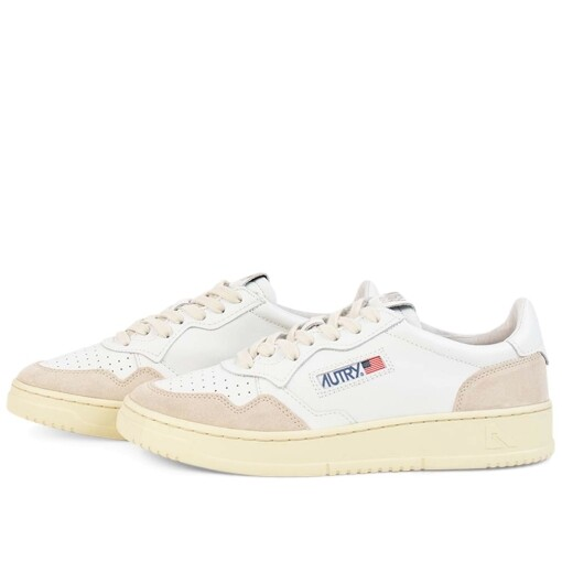 Autry Action Sneakers Autry Action autry 01 low m White