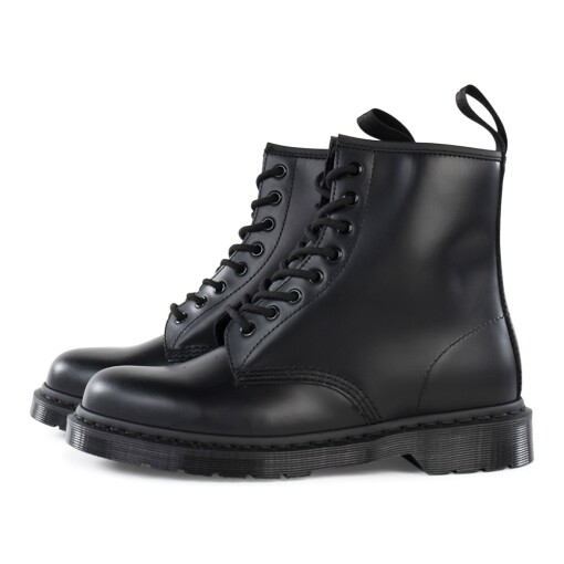 Dr Martens Boots Dr Martens 1460 mono Black Smooth