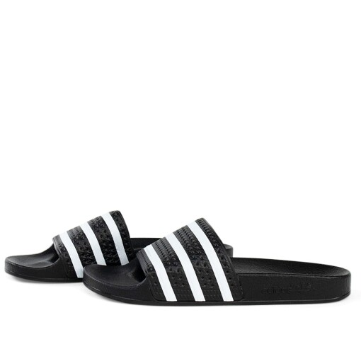 Adidas Slippers Adidas adilette Core Black/White