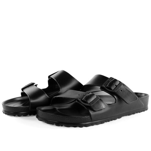 Birkenstock Slippers Birkenstock arizona eva Black