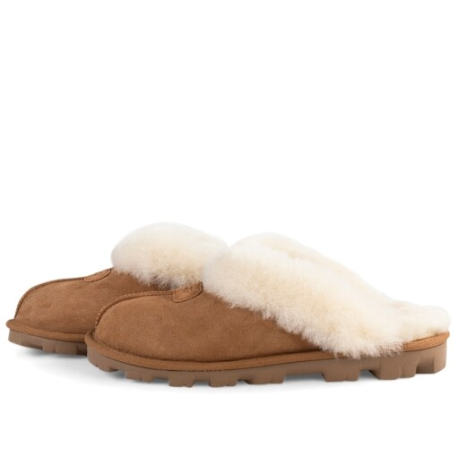UGG Slippers UGG coquette Chestnut