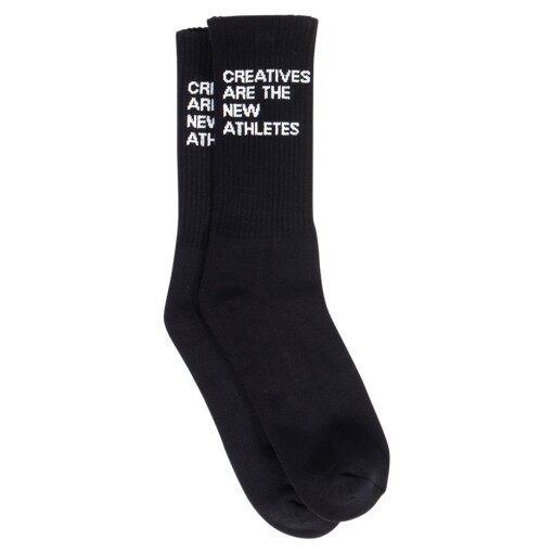 The New Originals Socks The New Originals creatives are the new athletes socks Black