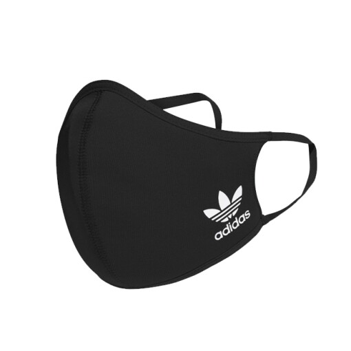 Adidas Masks Adidas face cover 3 pack m/l Black/White
