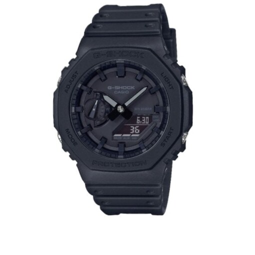 G-Shock Watches G-Shock gs ga-2100-1a1er Black